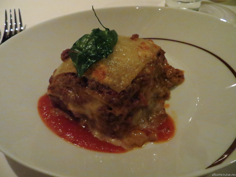 La Cucina: Lasagne